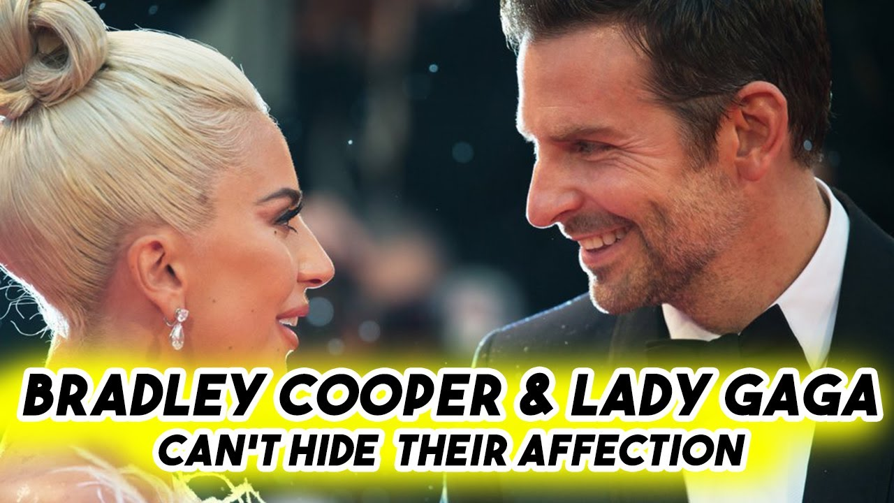 Bradley Cooper & Lady Gaga Can't Hide Their Affection | Funny Moments A Star is Born image