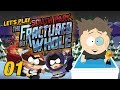 New Combat | Let's Play South Park The Fractured But Whole - Gameplay: Part 01