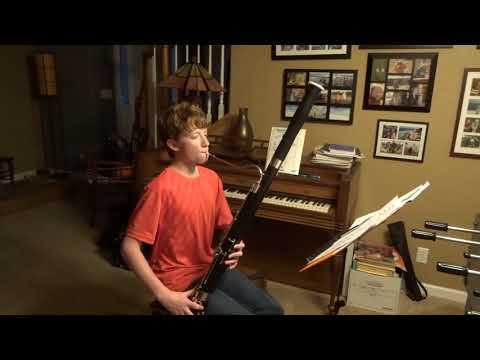Tanner Week Silver Hills Middle School Bassoon