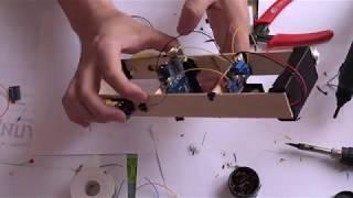 Как сделать балансирующего робота/How to make the balancing robot (Arduino)