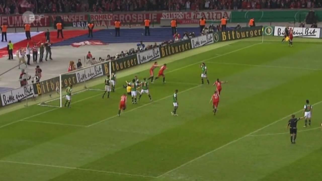 Bayern Bremen Dfb Pokal