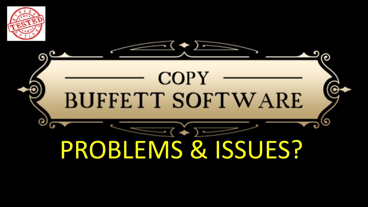 Warning! Read our Copy Buffett Review before depositing money with the Copy Buffett Software! Can you trust this new binary trading app? Scam Alert Update!