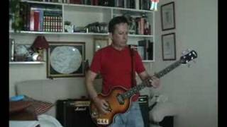 GET ON THE RIGHT THING PAUL McCARTNEY eddie cover