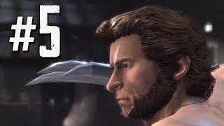Xmen Origins Wolverine - Walkthrough Part 5 - Doctor Carol Frost