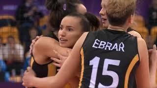Imoco x Vakifbank  | Mundial de Clubes 2019 volleyball | Semifinal 5set