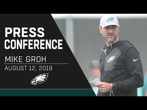 "Mike Groh: DeSean Jackson is a ""Complete Player"" 