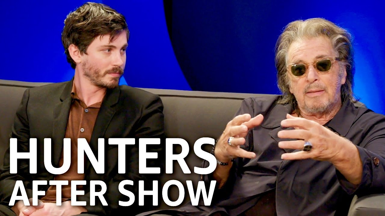 The Hunters Cast and Crew Discuss the Show | Prime Video