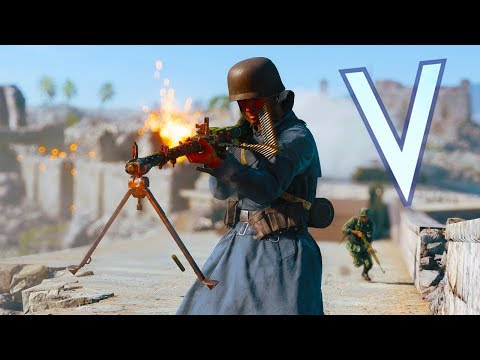 Battlefield V - EPIC Moments!