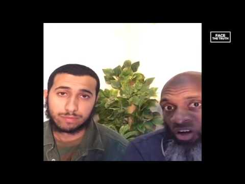 British fighter Amer Degayes answers Questions from Viewers! Face the Truth 10 Live!