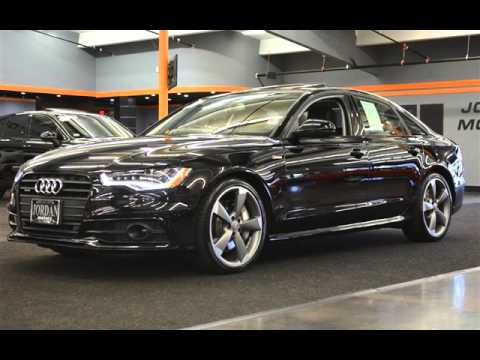 2014 audi a6 3 0t quattro prestige navi bose driver assist. Black Bedroom Furniture Sets. Home Design Ideas