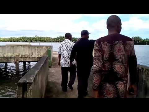 UNCOMPLETED NDDC PROJECTS IN OGONILAND (Canalization of Kono Water Side )