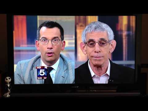 Richard Belzer Says Something...Unbelievable...on Fox 5