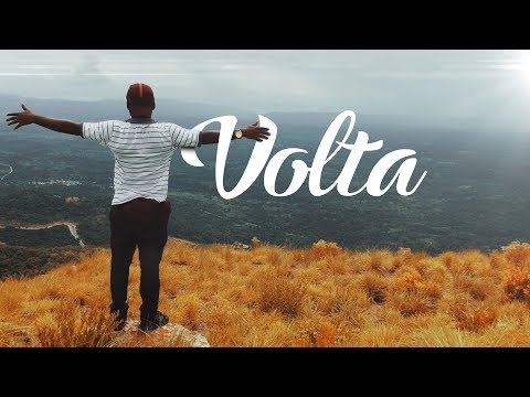 VOLTA, THE MOST AMAZING PLACE IN GHANA | VLOG 027
