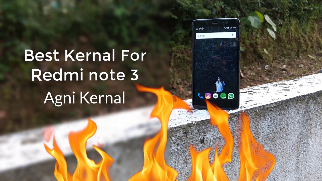 Best Kernal For Redmi Note 3🔥 |MM-CM-N|[Fast Charging⚡ ]Stable![Agni  Kernal🔥 ]