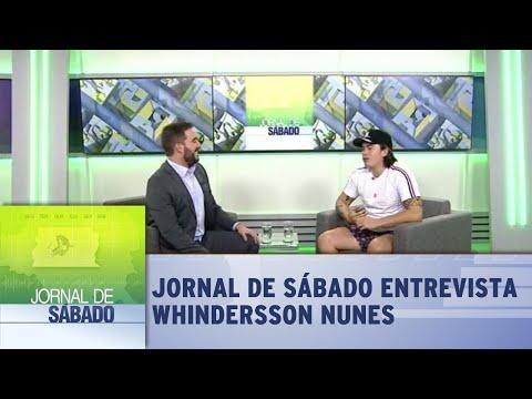Felipe Malta entrevista Whindersson Nunes | Jornal de Sábado 02/06/2018