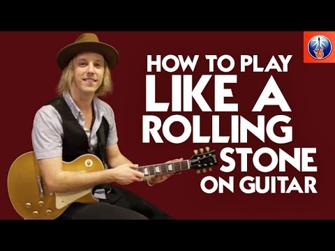 how to play like a rolling stone on guitar cool bob dylan song lesson youtube. Black Bedroom Furniture Sets. Home Design Ideas
