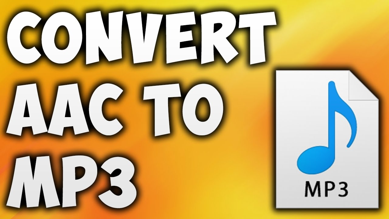 How To Convert AAC TO MP3 Online – Best AAC TO MP3 Converter [BEGINNER'S TUTORIAL]