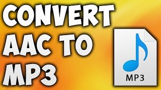 How To Convert AAC TO MP3 Online - Best AAC TO MP3 Converter [BEGINNER'S TUTORIAL] screenshot 1
