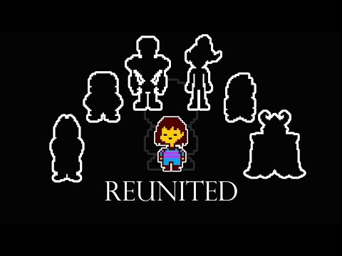 Reunited - Instrumental Mix Cover (Undertale)