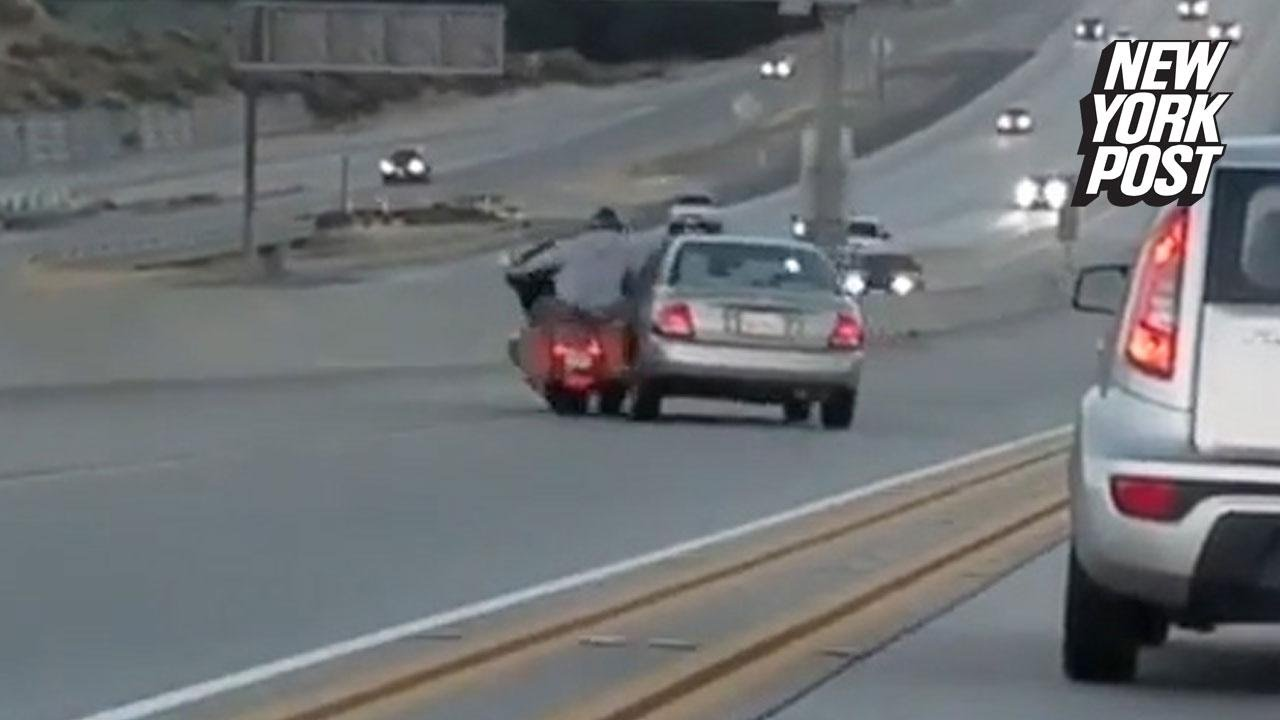 Cause effect road rage