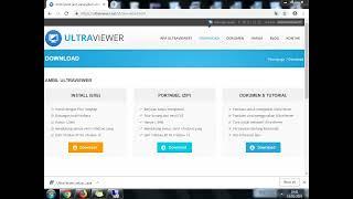Download lagu Cara Mudah Install ULTRAVIEWER Bagi Pemula