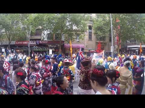 sikh participate in Australia Day 26 jan 2017
