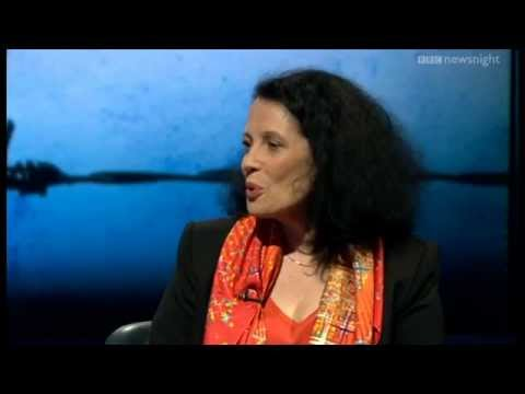 Ambassador Bermann on BBC Newsnight 5/8/15