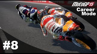 MotoGP 15 Gameplay Career Mode Walkthrough - Part 8 Moto 3 (Australia, Malaysia & Valencia)