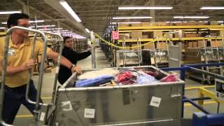 Behind the Scenes at L.L.Bean's Order Fulfillment Center