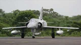 """Tributo al KFIR CE """"Fuerza Aérea Ecuatoriana"""""""