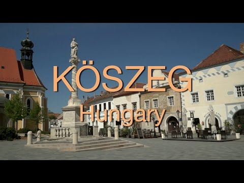 Köszeg (Hungary) Documentary report: Travel Vacation Video G