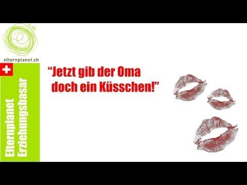"""Erziehungsbasar - """"Jetzt gib der Oma doch ein Küsschen!"""" (schweizerdeutsch"""
