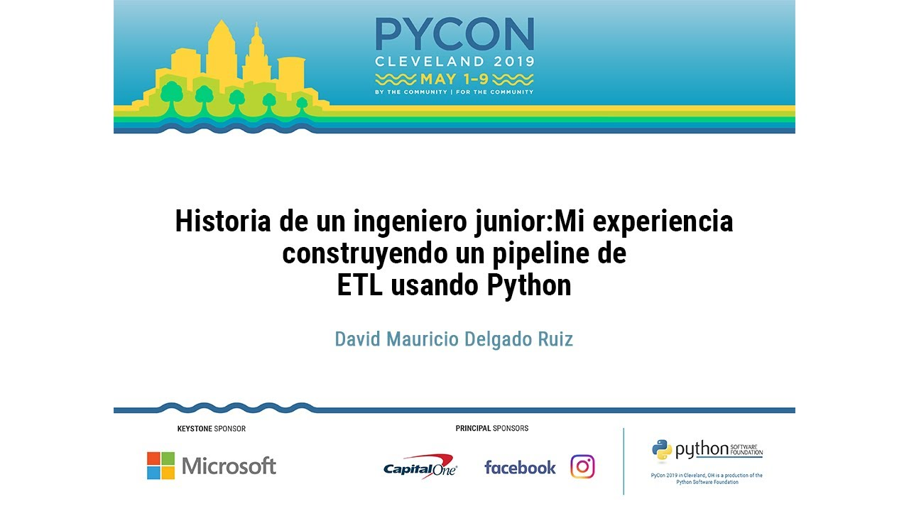 Image from Historia de un ingeniero junior: Mi experiencia construyendo un pipeline de ETL usando Python
