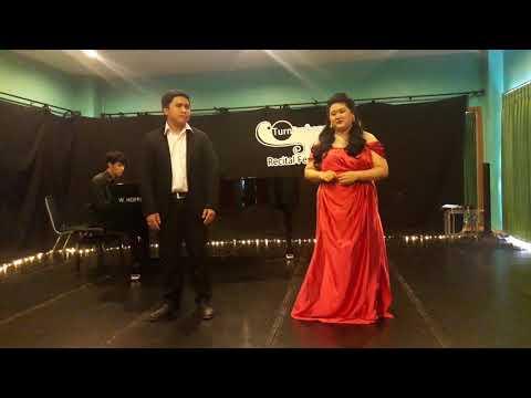 ทับทิม recital 2018 duo song