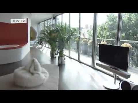 trends 2011 architektur und wohnen euromaxx youtube