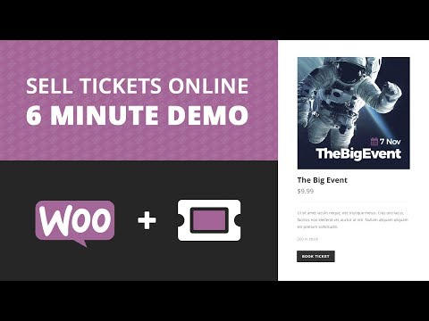 Setup an event website and start selling tickets in only 6 minutes Mp3