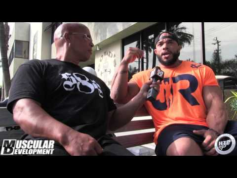 The Sergio Oliva Jr. Story Part 1 | Creating His Own Legend