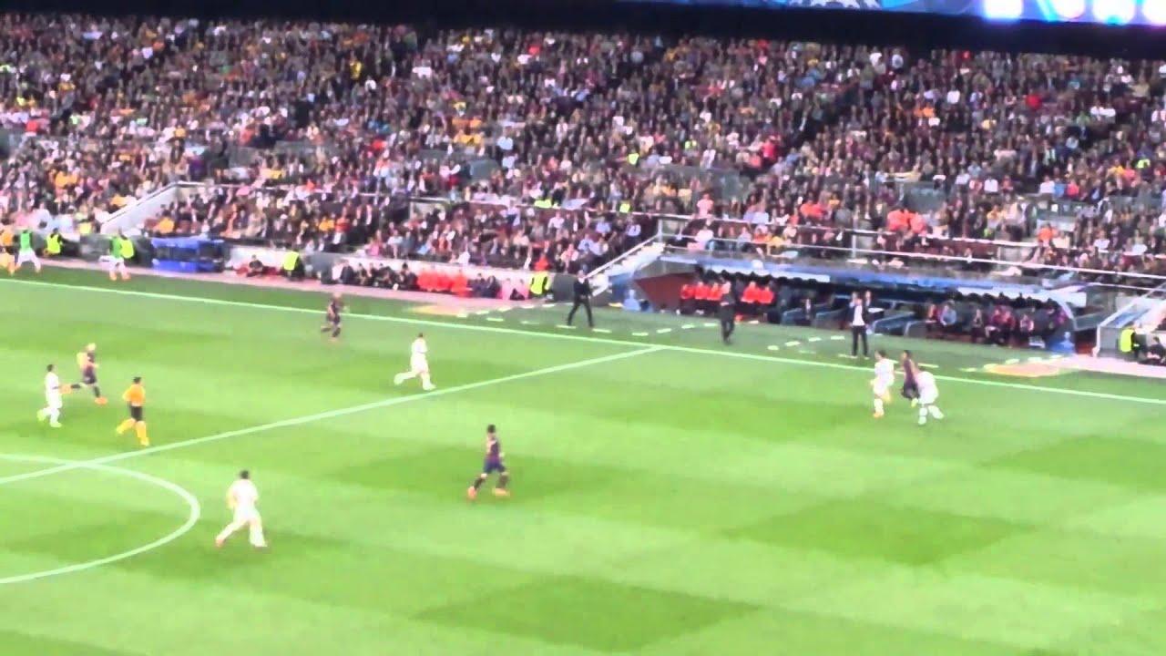 BARCELLONA-BAYERN MONACO 3-0 Semifinale Champions League 2014-2015 (Barcelona vs Bayern Munich)