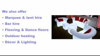Johannesburg Furniture & Event Hire Video