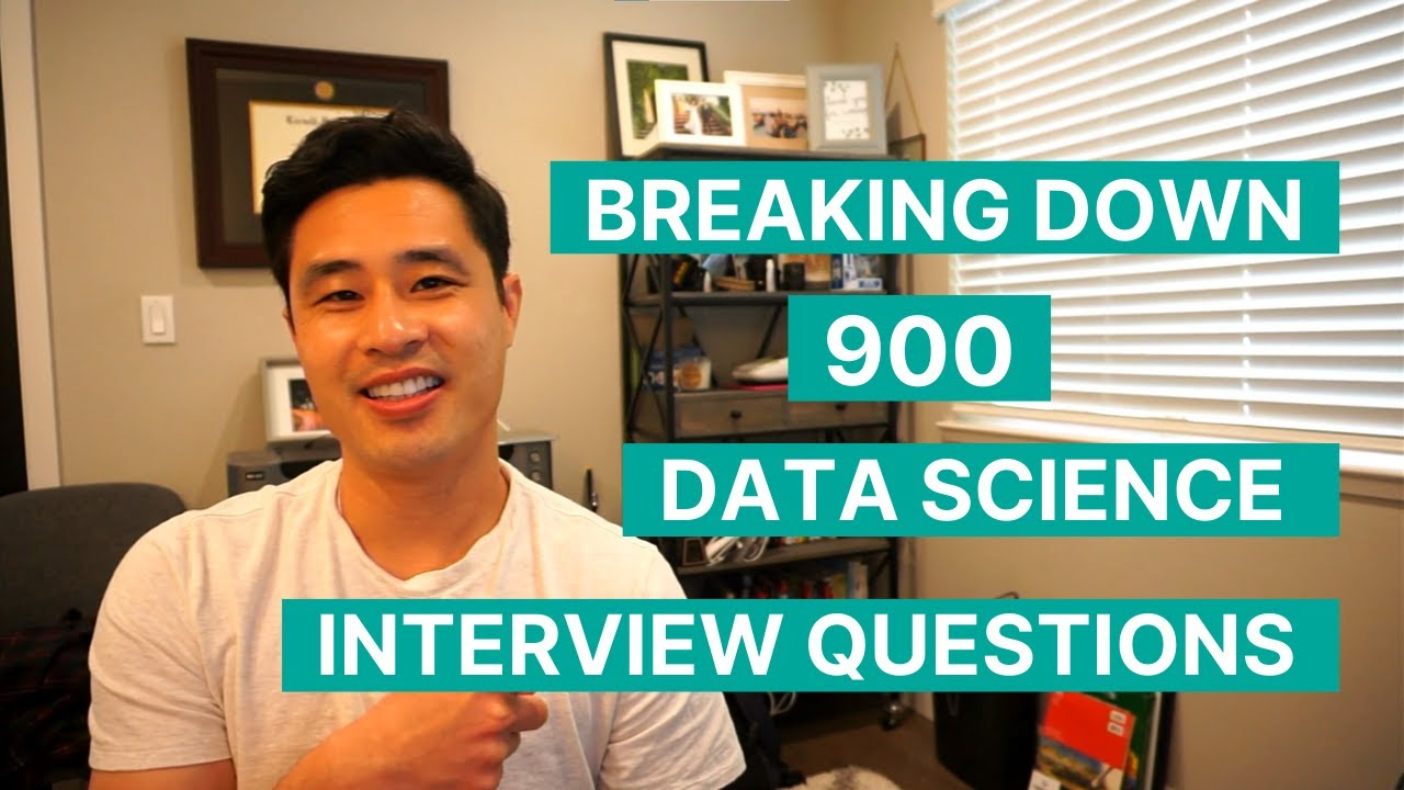 An Analysis of 900 Data Science Interview Questions   Data Science Interview Guide