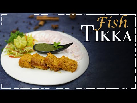 Fish Tikka Recipe | Fish Tikka In Oven | Harpal Singh Sokhi