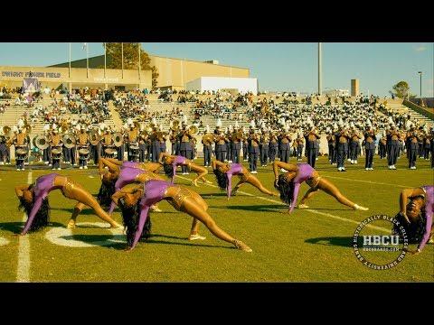 Golden Girls - Alcorn State University Halftime 2017