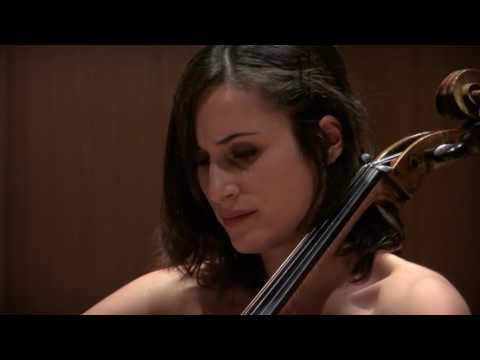 Music Chapel Artist Diploma: Julie Sevilla-Fraysse, cello -
