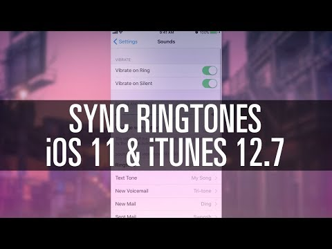 How to copy ringtone from pc to iphone using itunes