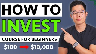 How to Invest Iฑ Stocks for Beginners 2021 [FREE COURSE]