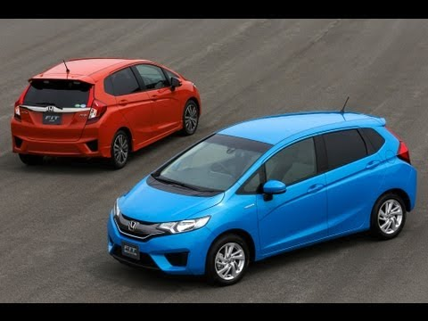 Honda News #40 - 2014 HONDA FIT PHOTOS - 2013 ACCORD HFP - NEW HONDA IN INDONESIA - RIP RIDGELINE