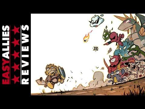 Wonder Boy: The Dragon's Trap - Easy Allies Review