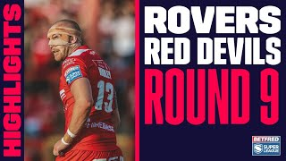 Highlights   Hull Kingston Rovers v Salford Red Devils, 2021 Betfred Super League round 9