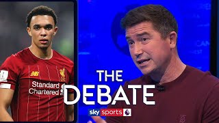 How has Trent Alexander-Arnold adapted his game to improve so dramatically? | The Debate