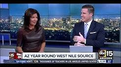 West Nile Virus Arizona 2019